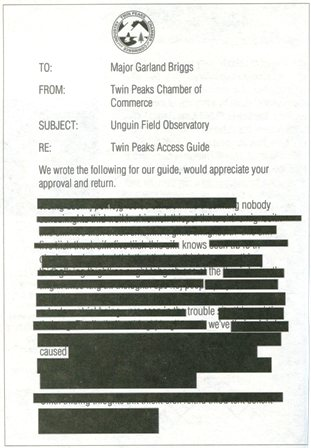 redacted letter