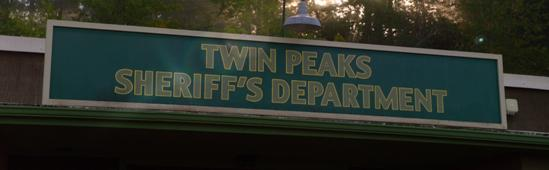 New Twin Peaks Sheriff's Department