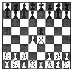Pawn to Queen's 4 (Earle)