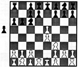 Pawn to Queen's Rook 3 (Cooper)