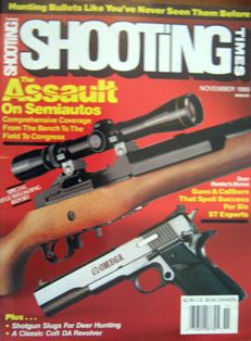 Shooting Times (Nov. 1989)
